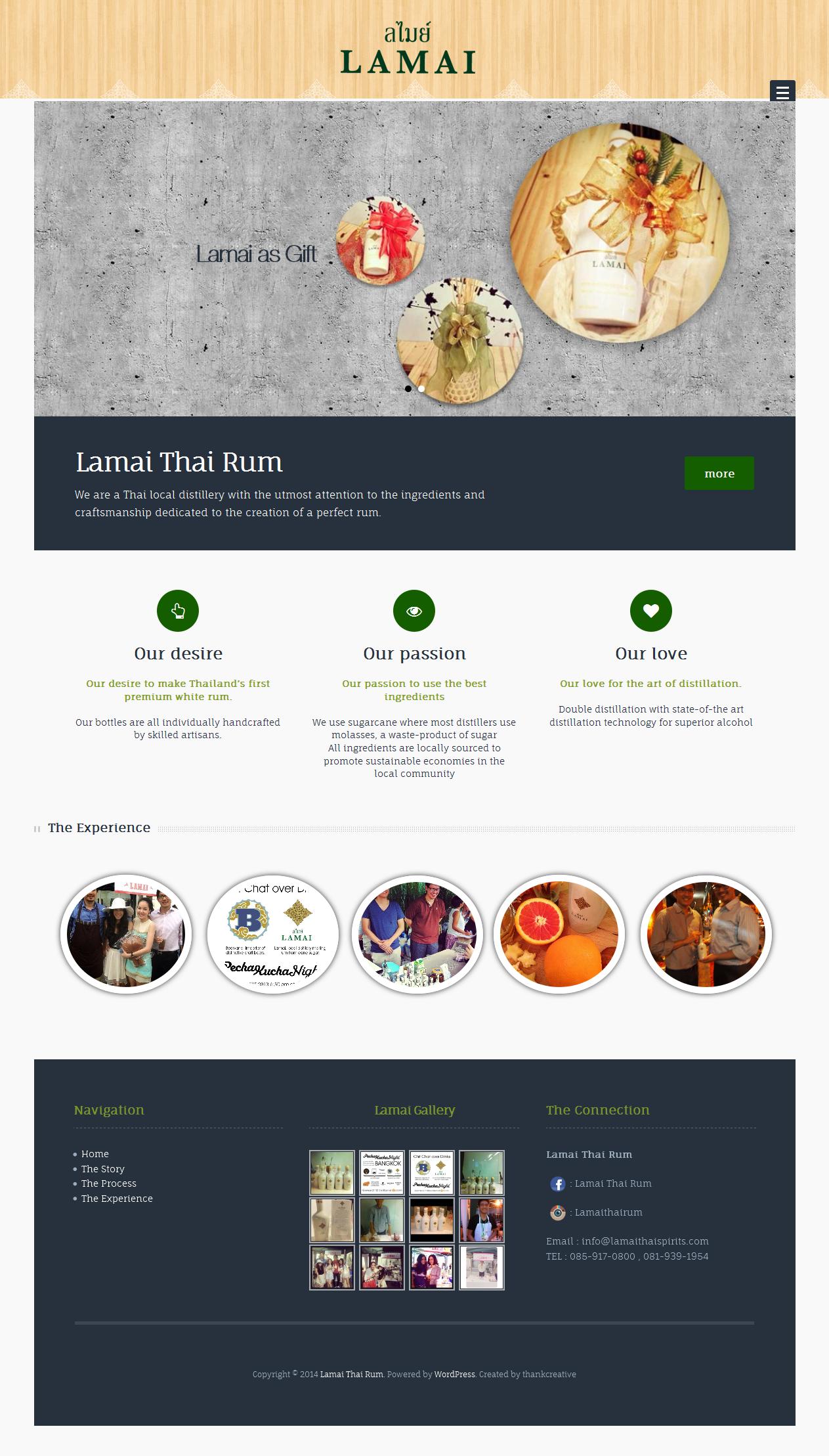 Lamai Thai Spirit