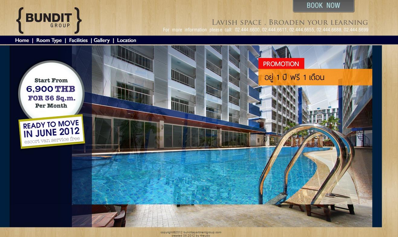 Bundit Apartment Group